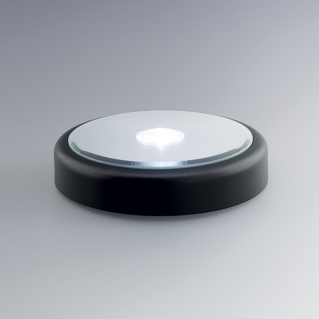 Socle Rond Lumineux -...