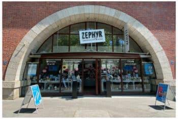Boutique Zephyr Pro à Paris avenue Daumesnil
